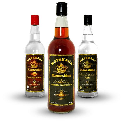 Matakana Bottle