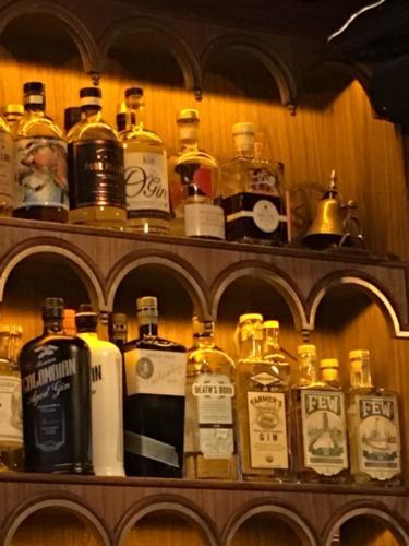 BH Bottle on shelf at Dr Fern_s HK